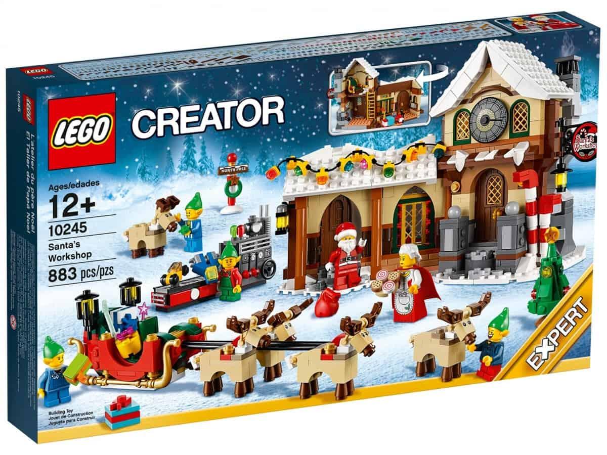 lego 10245 weihnachtliche werkstatt scaled