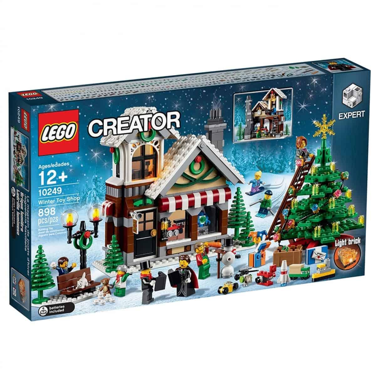 lego 10249 weihnachtlicher spielzeugladen scaled