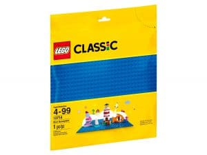 lego 10714 blaue bauplatte