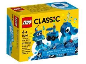 lego 11006 blaues kreativ set
