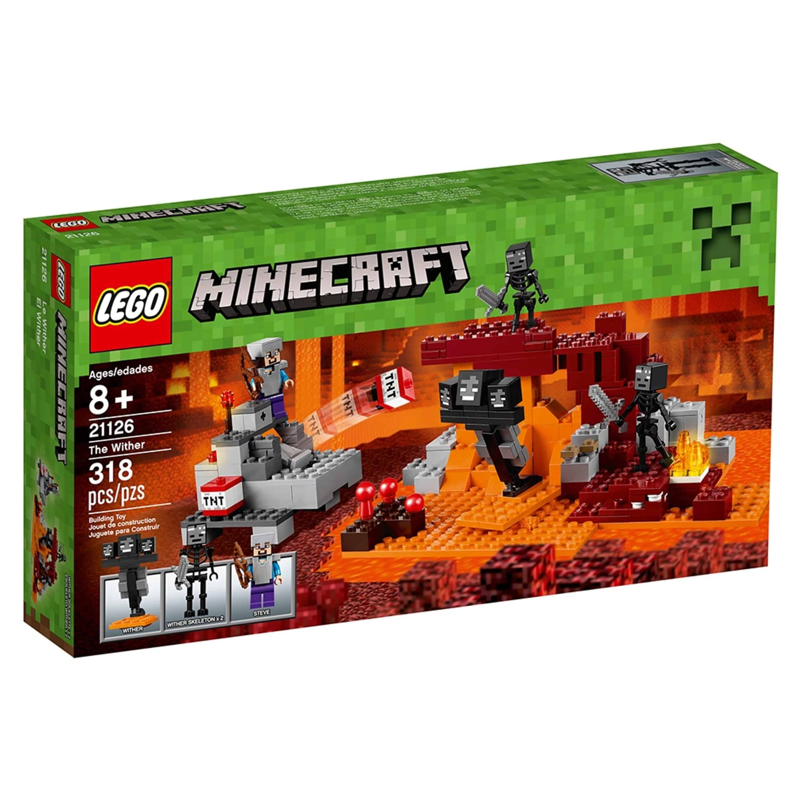 lego 21126 der wither scaled