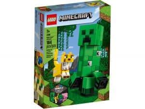 lego 21156 bigfig creeper und ozelot