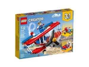 lego 31076 tollkuhner flieger