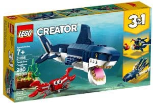 lego 31088 bewohner der tiefsee