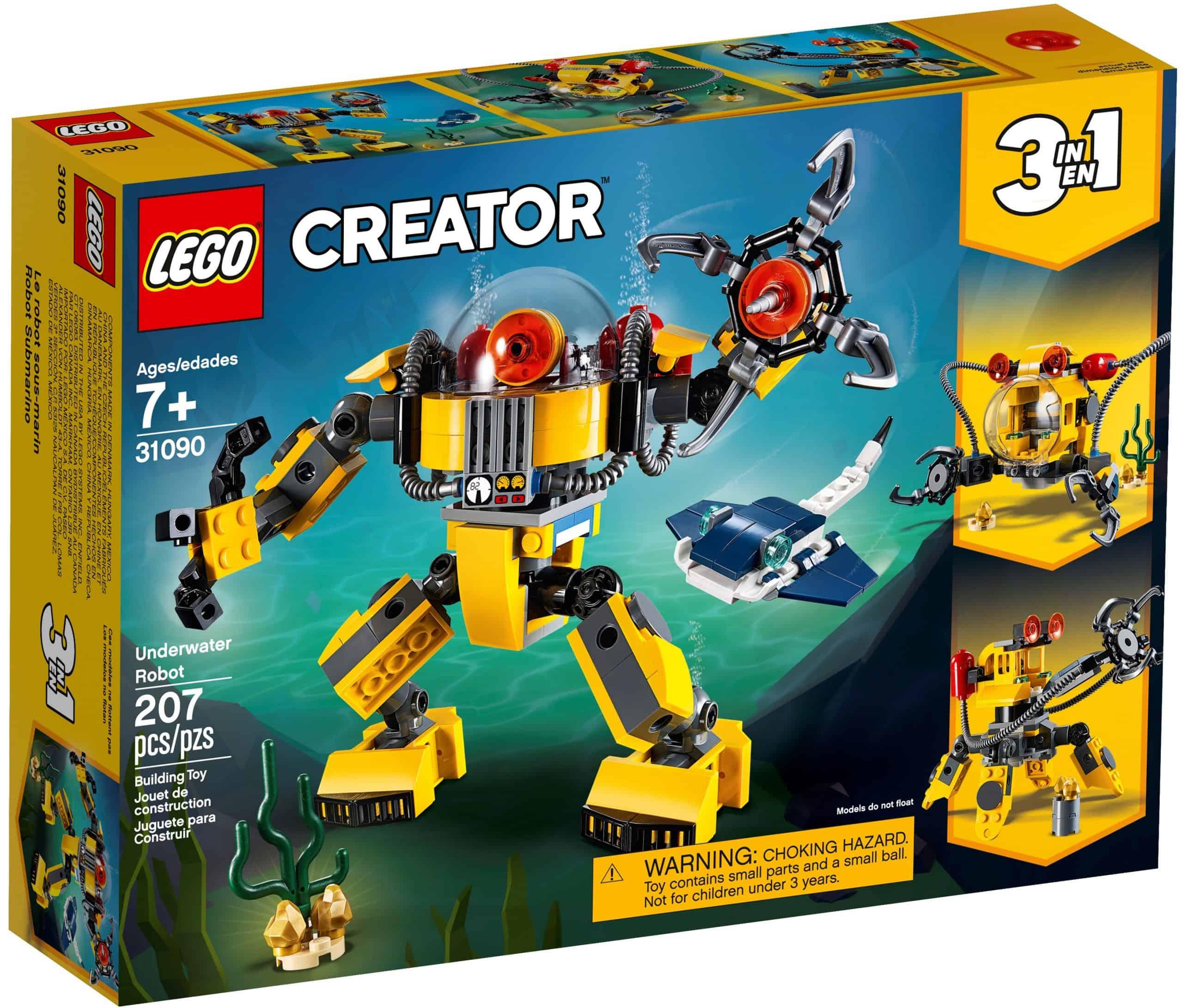 lego 31090 unterwasser roboter scaled