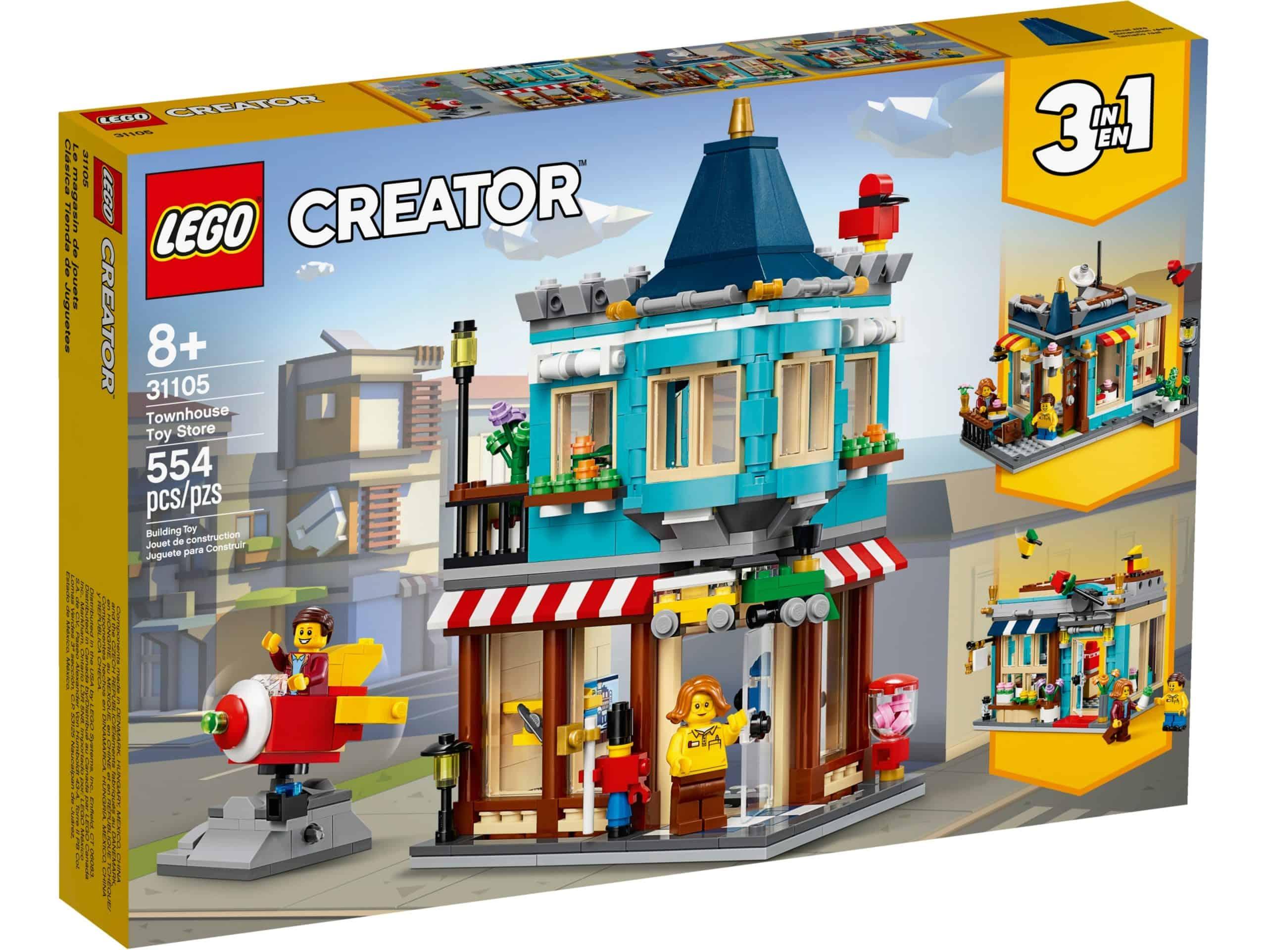lego 31105 spielzeugladen im stadthaus scaled