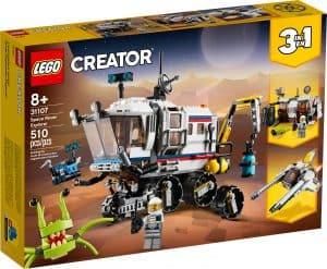 lego 31107 planeten erkundungs rover