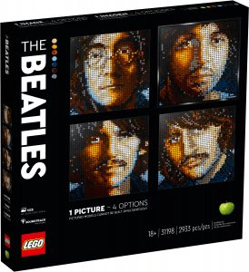 lego 31198 the beatles
