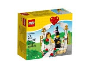 lego 40197 minifiguren hochzeits set 2018