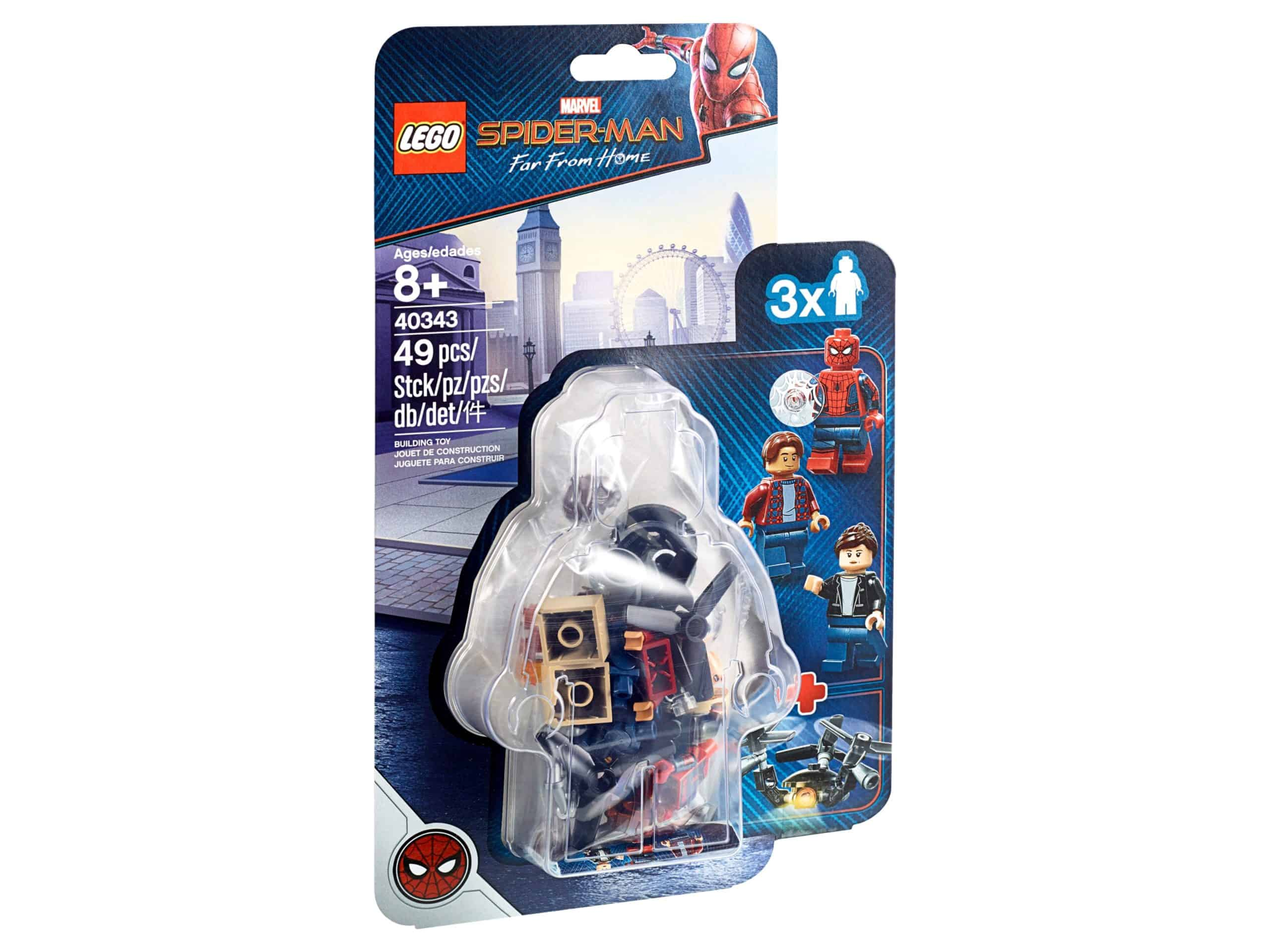 lego 40343 spider man und der museumsraub scaled