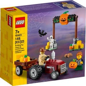 lego 40423 halloween treckerfahrt