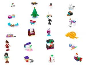 lego 41131 friends adventskalender 2016
