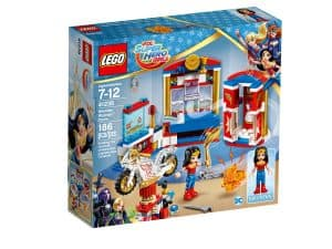 lego 41235 wonder womans schlafgemach