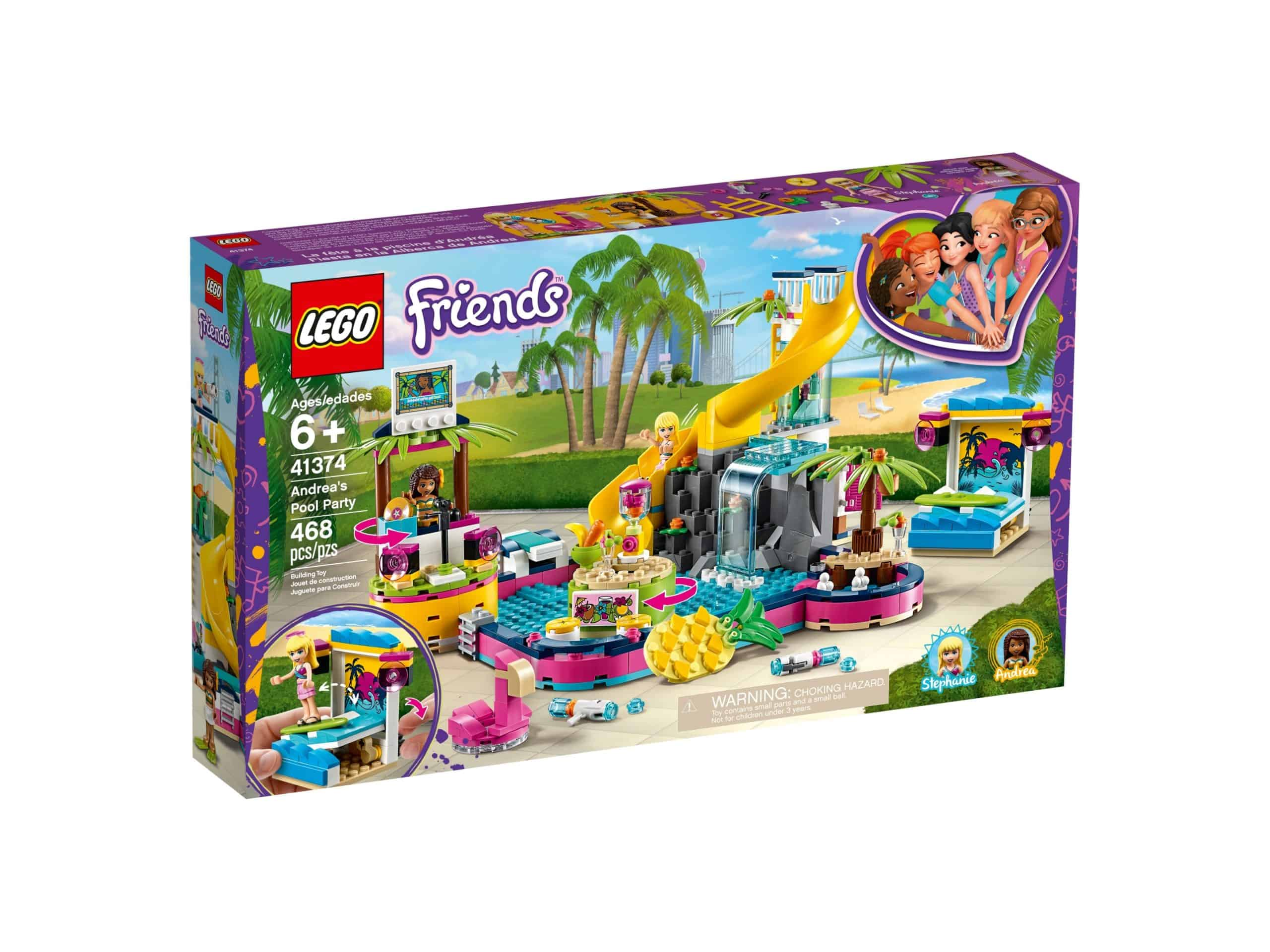 lego 41374 andreas pool party scaled