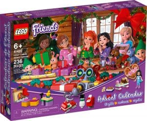 lego 41420 friends adventskalender