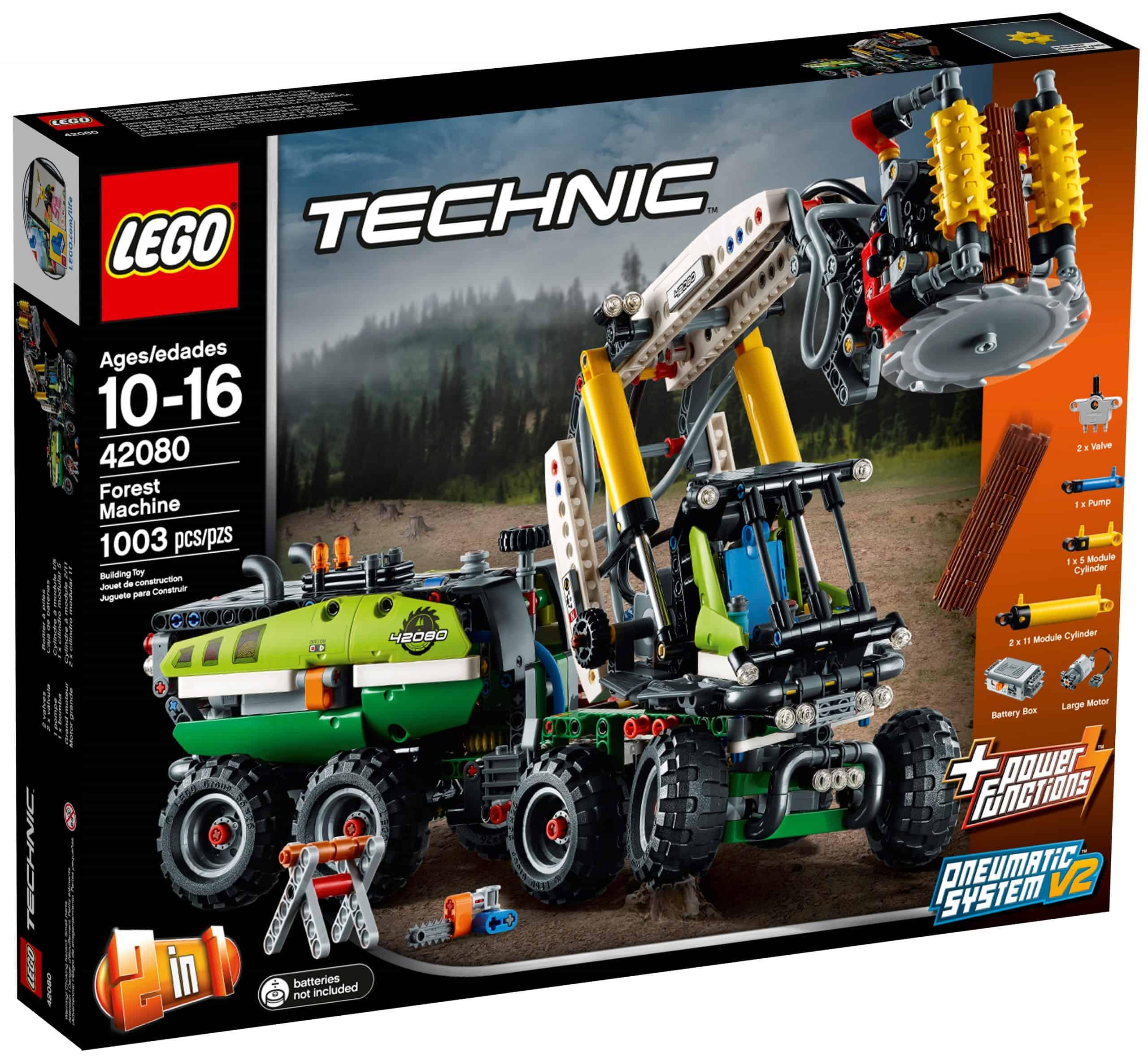 lego 42080 harvester forstmaschine scaled