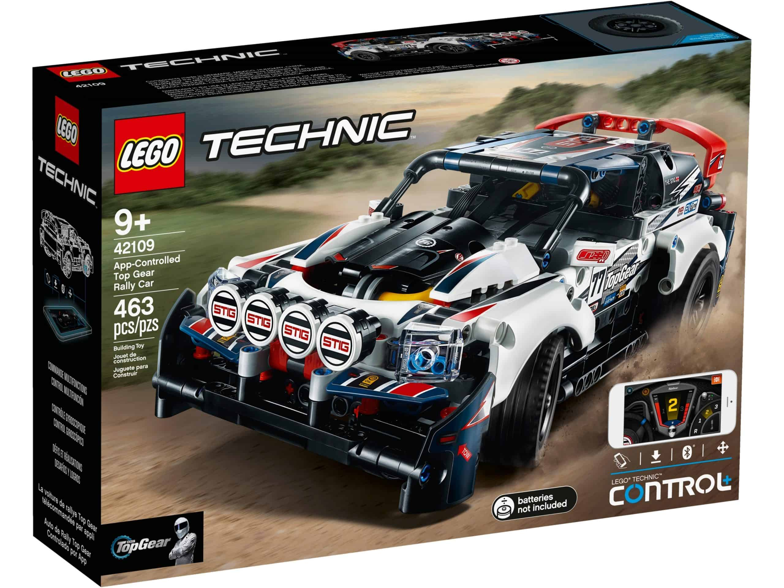 lego 42109 top gear ralleyauto mit app steuerung scaled