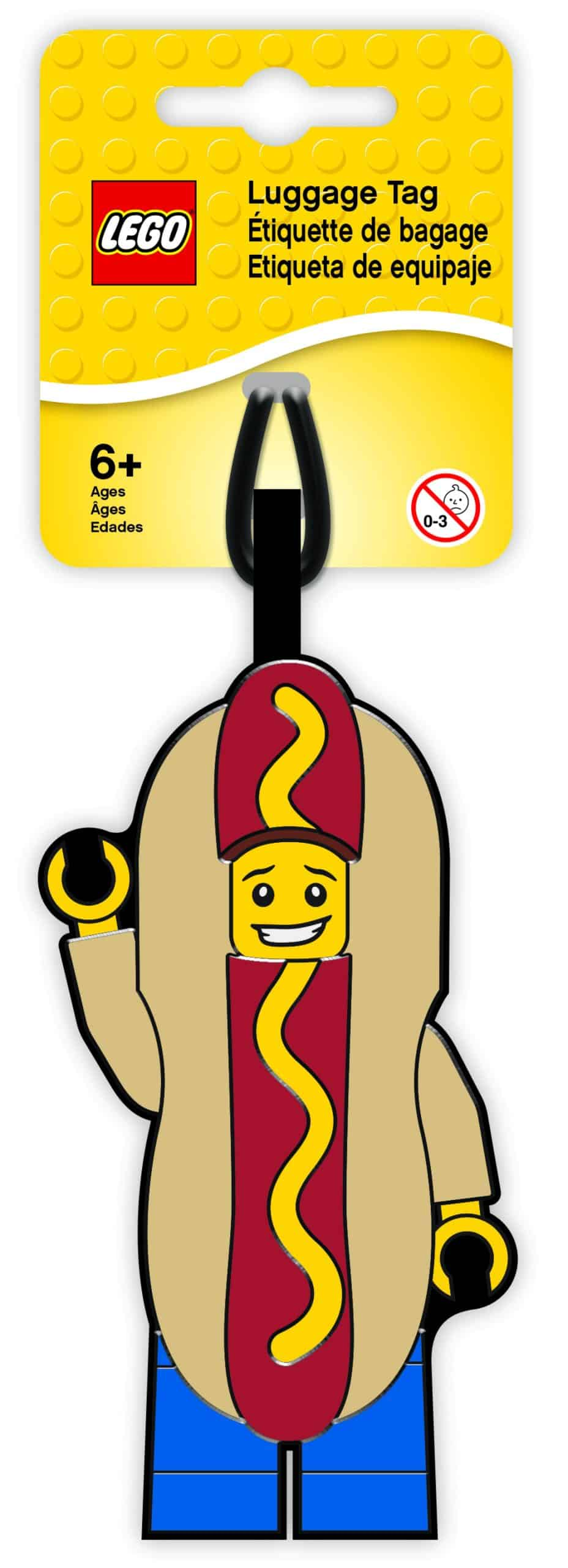 lego 5005582 mann im hot dog kostum als gepackanhanger scaled
