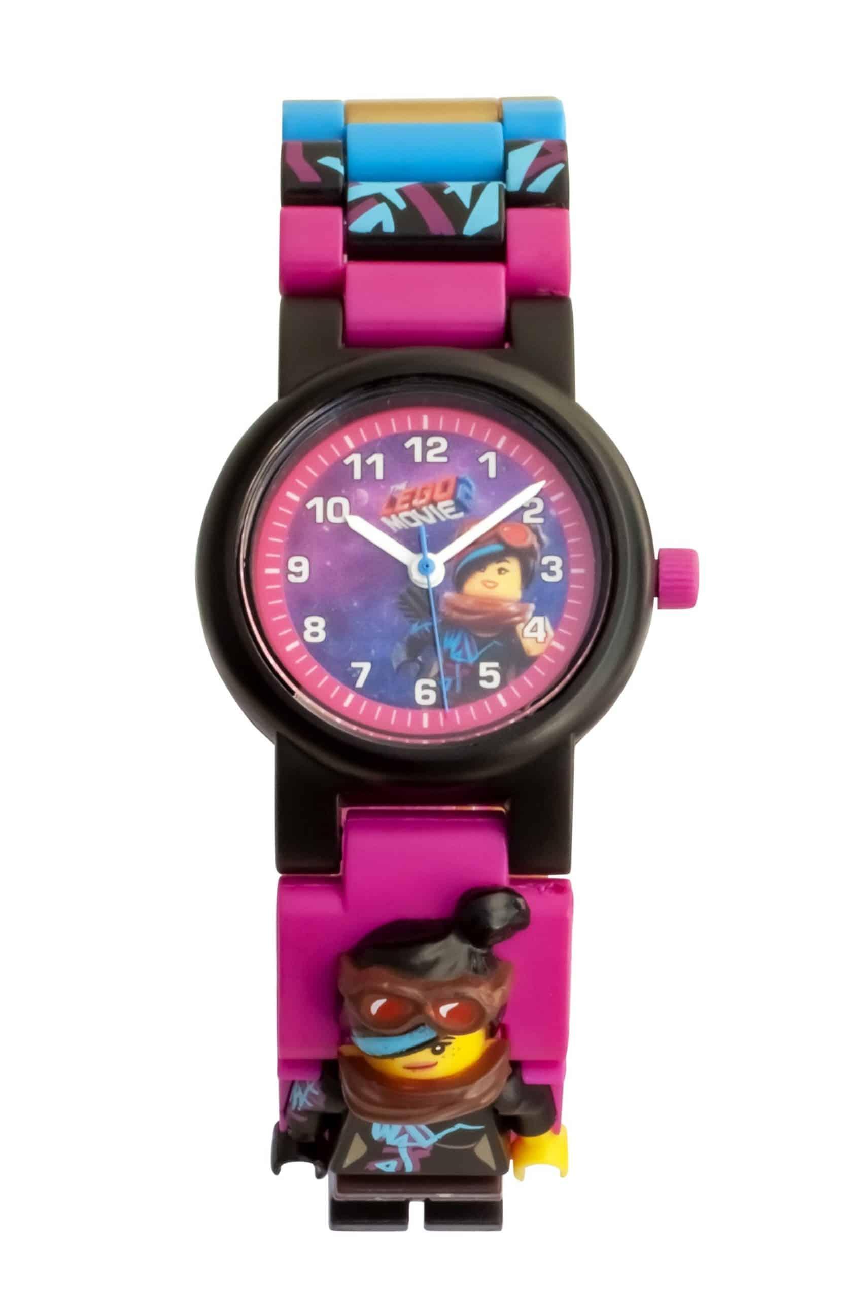 lego 5005703 movie 2 wyldstyle minifiguren armbanduhr scaled