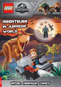 lego 5005947 jurassic world abenteuer in jurassic world