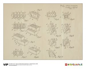 lego 5006004 1 ausgabe druck britisches patent 1968