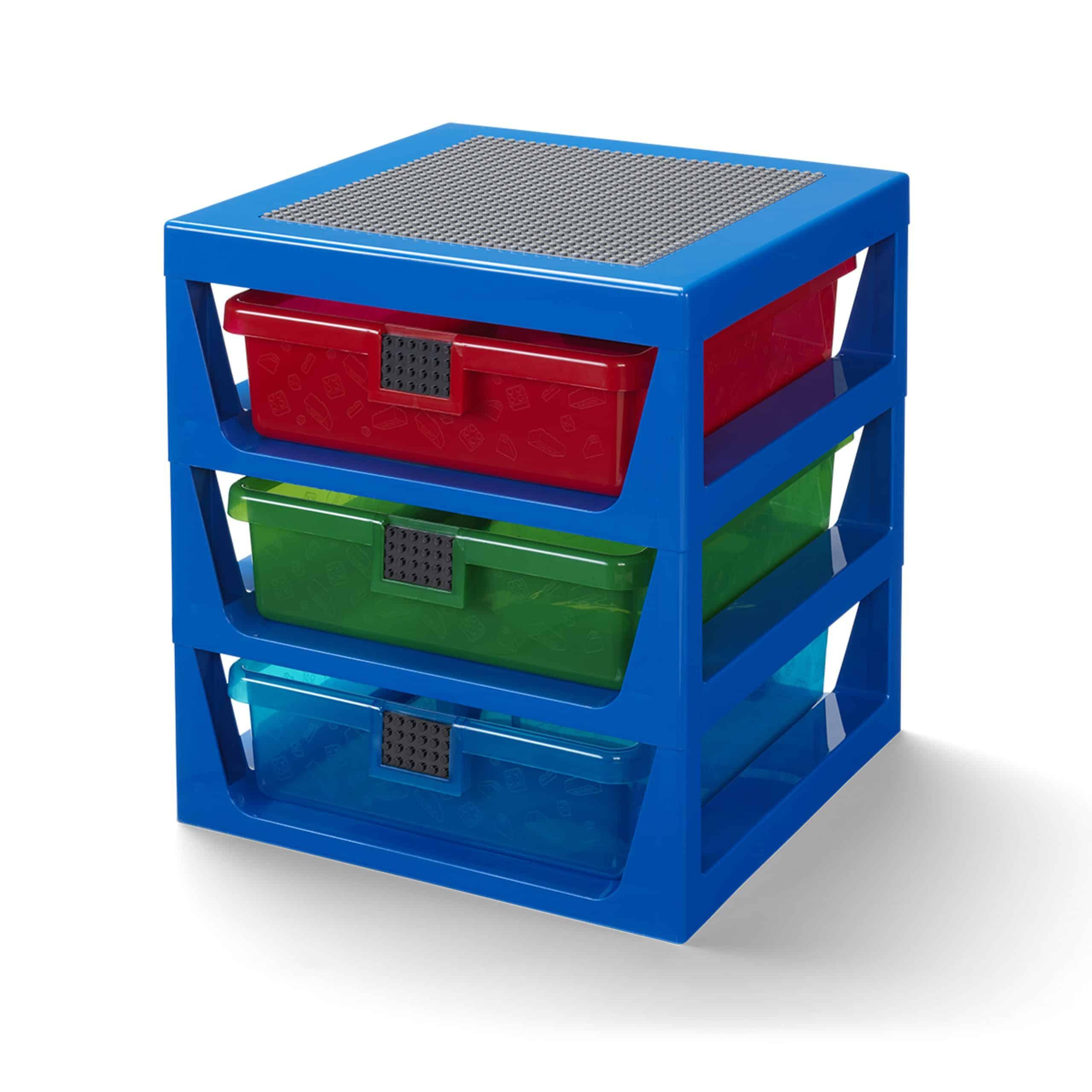 lego 5006179 regalsystem in transparentem blau scaled