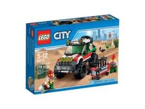 lego 60115 allrad gelandewagen