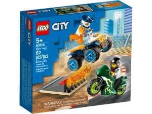 lego 60255 stunt team