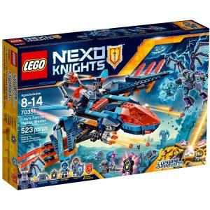lego 70351 clays blaster falke