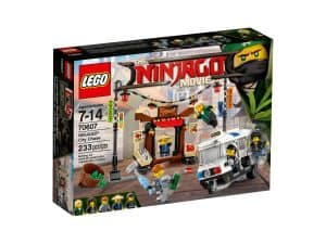 lego 70607 verfolgungsjagd in ninjago city