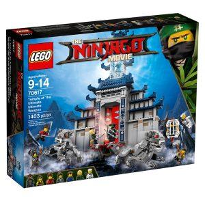 lego 70617 ultimativ ultimatives tempel versteck