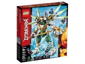 lego 70676 lloyds titan mech