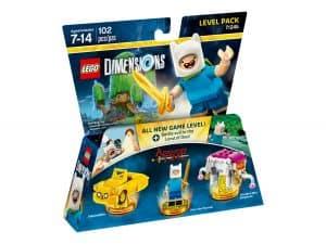 lego 71245 adventure time level paket