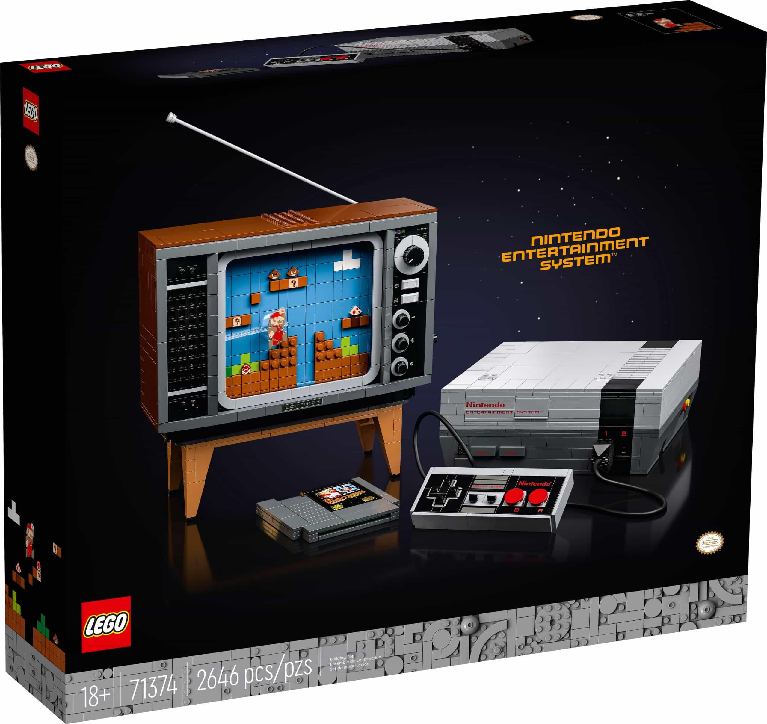 lego 71374 nintendo entertainment system scaled