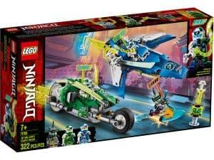 lego 71709 jay und lloyds power flitzer