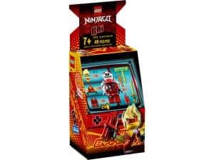 lego 71714 avatar kai arcade kapsel