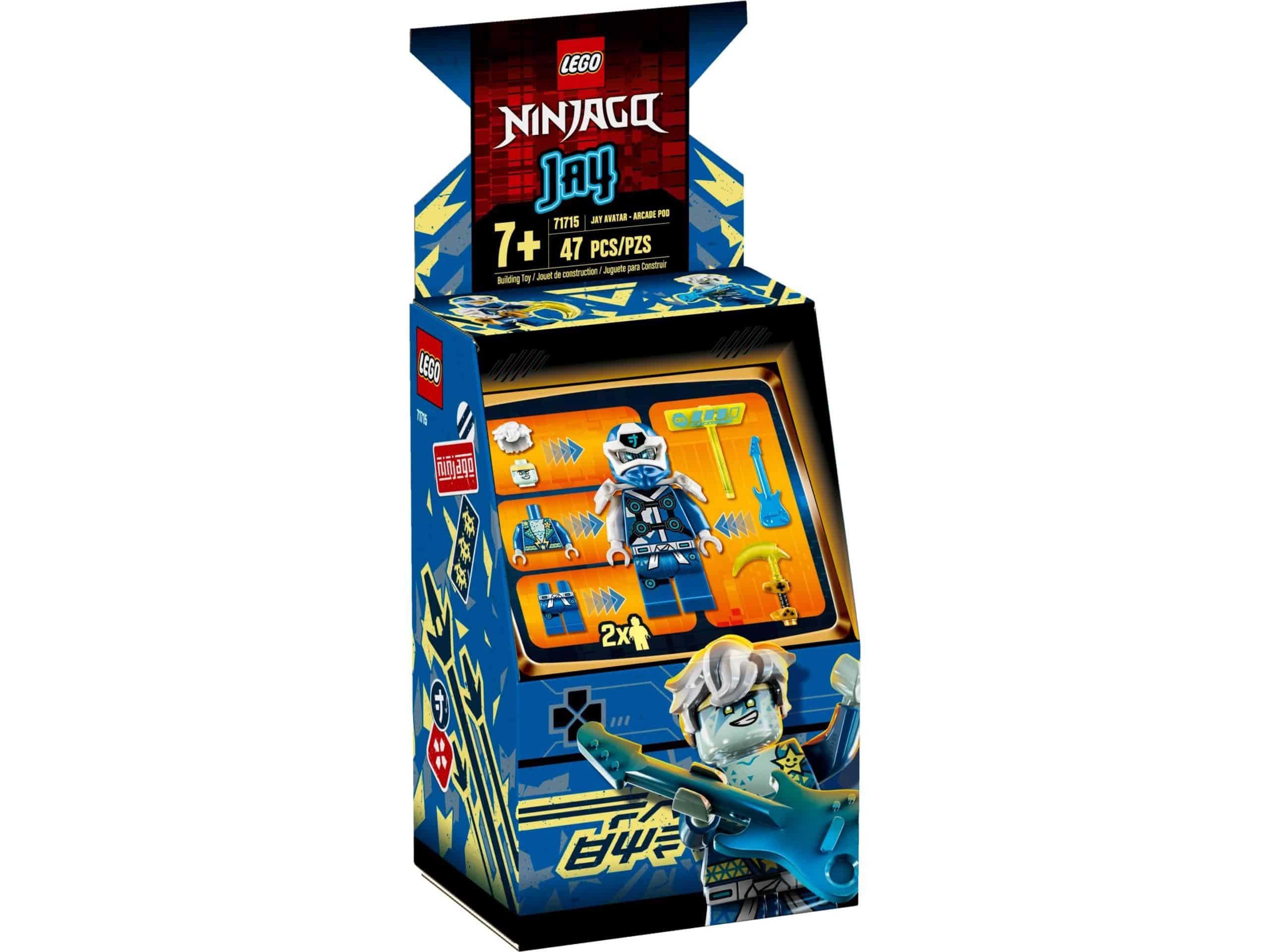 lego 71715 avatar jay arcade kapsel scaled