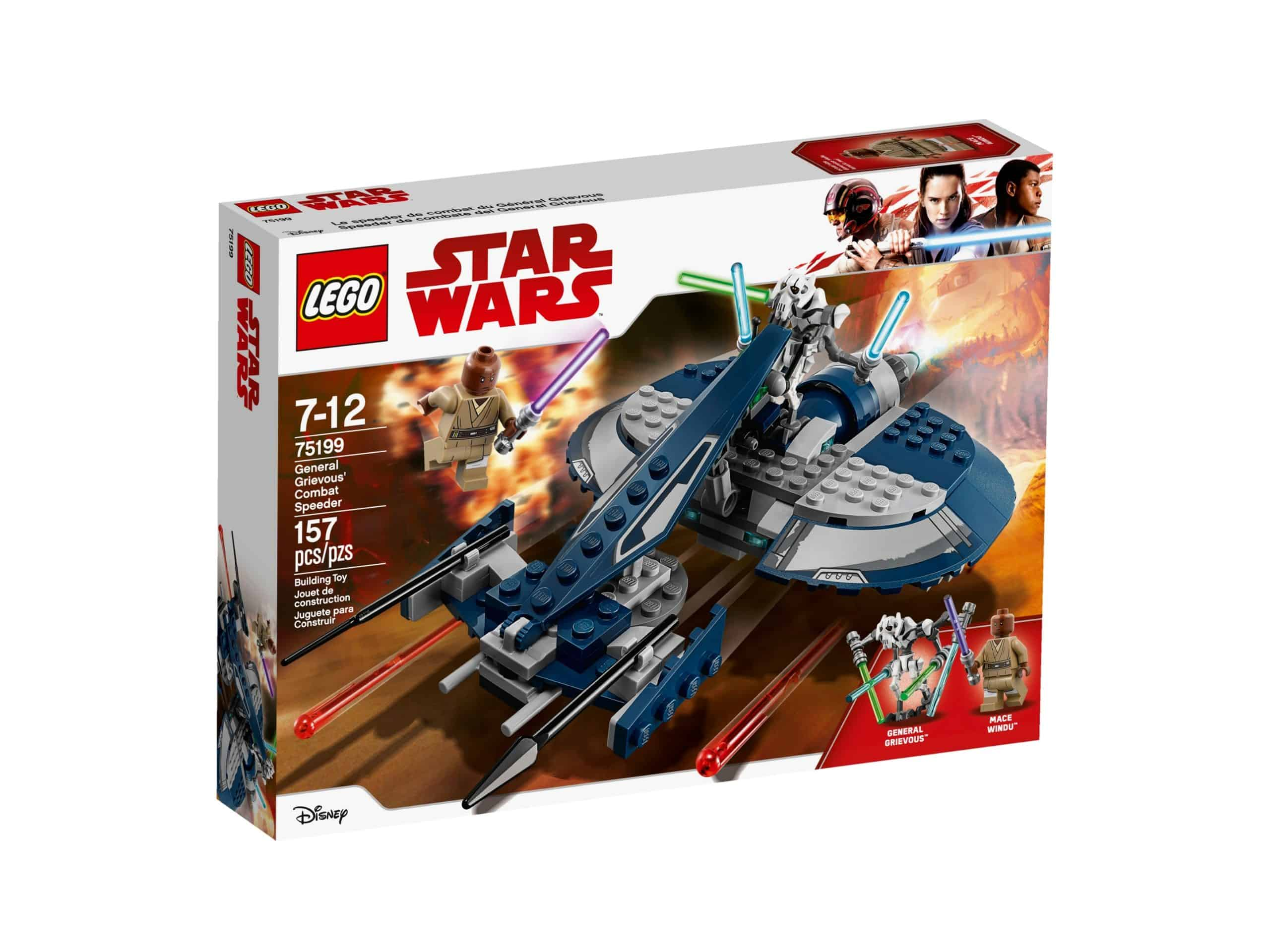 lego 75199 general grievous combat speeder scaled