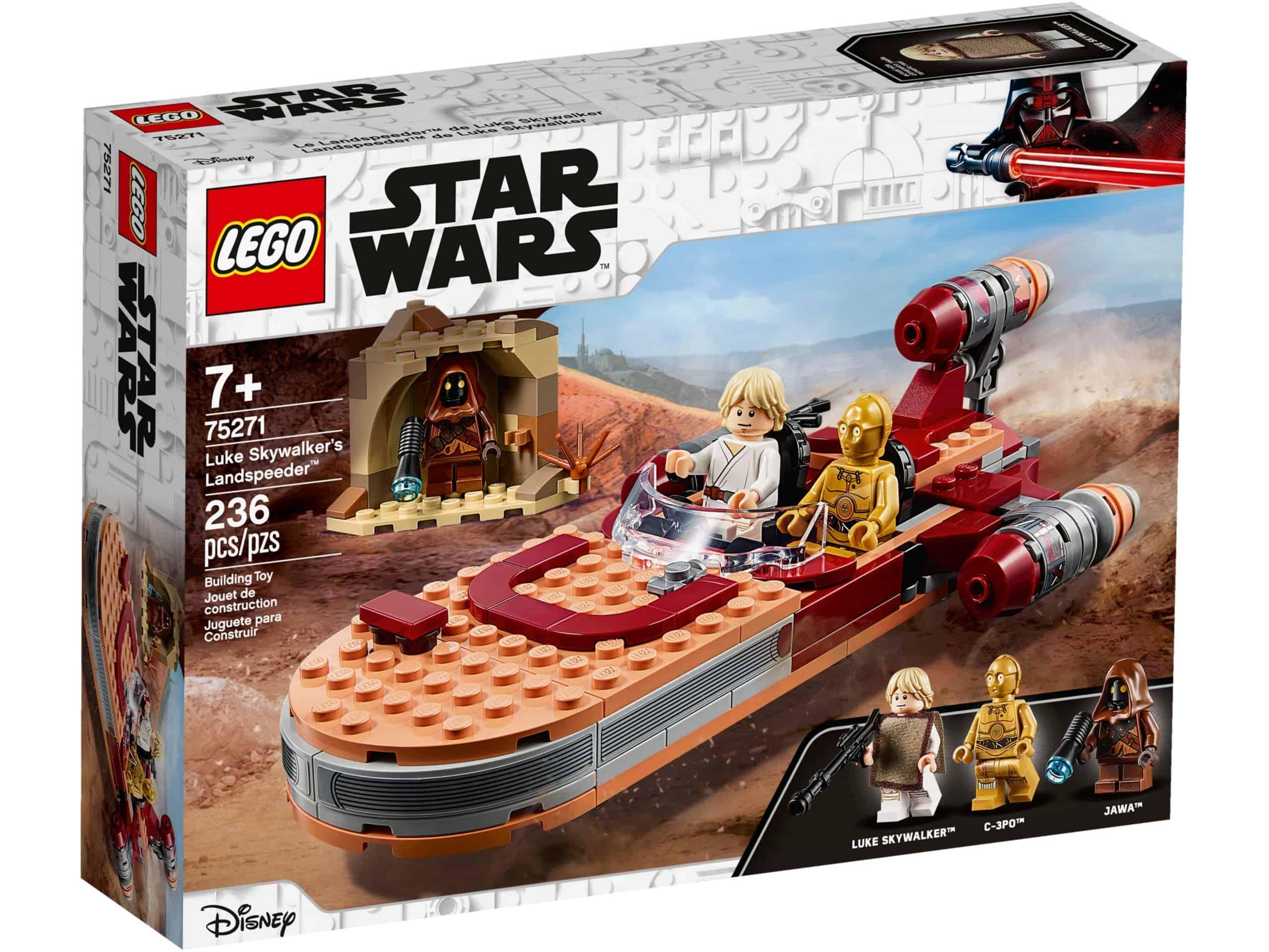 lego 75271 luke skywalkers landspeeder scaled