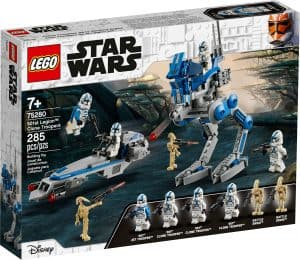 lego 75280 clone troopers der 501 legion