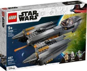 lego 75286 general grievous starfighter