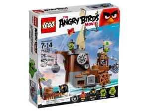 lego 75825 piggy pirate ship