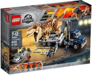 lego 75933 t rex transport