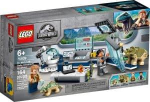 lego 75939 dr wus labor ausbruch der baby dinosaurier