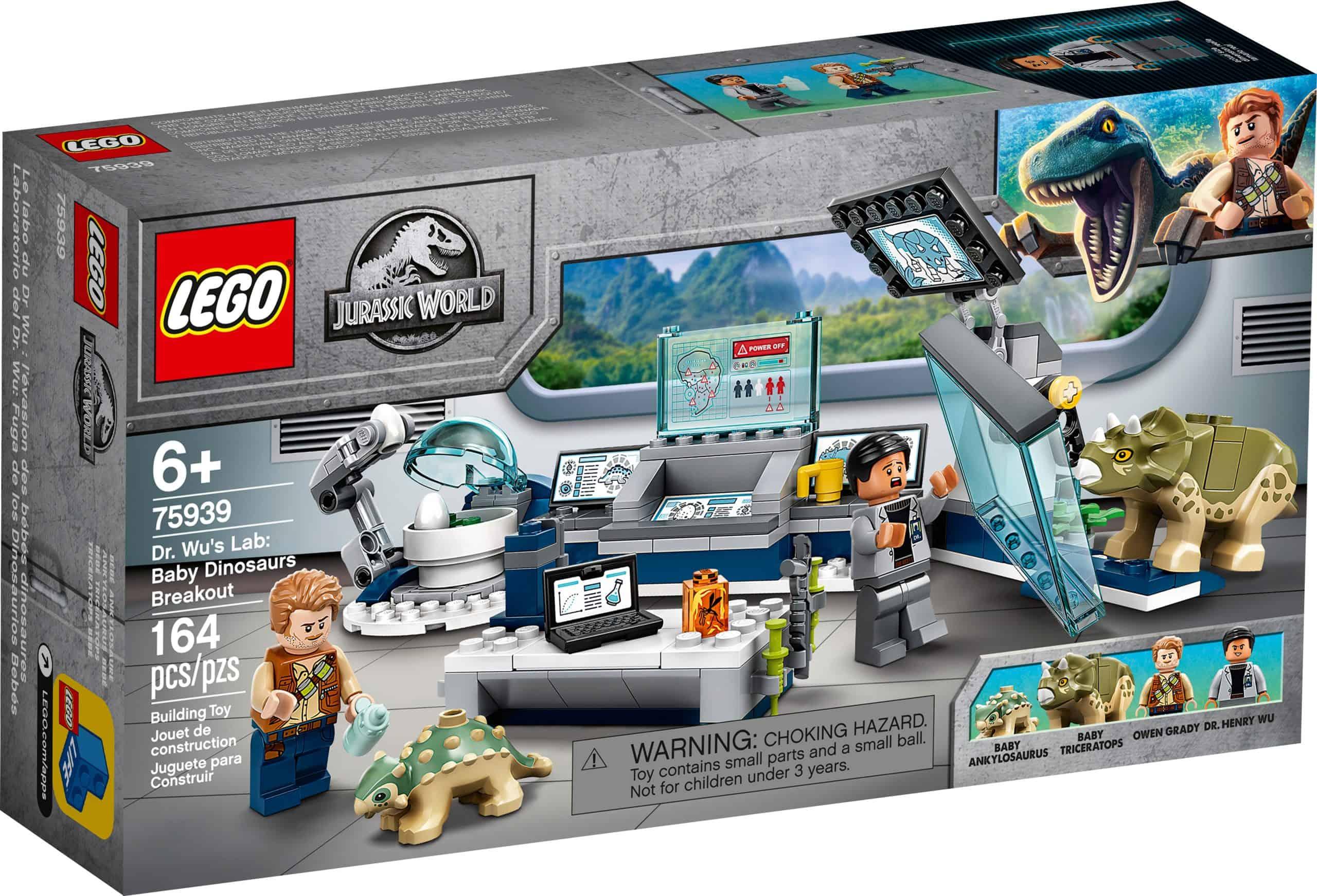 lego 75939 dr wus labor ausbruch der baby dinosaurier scaled