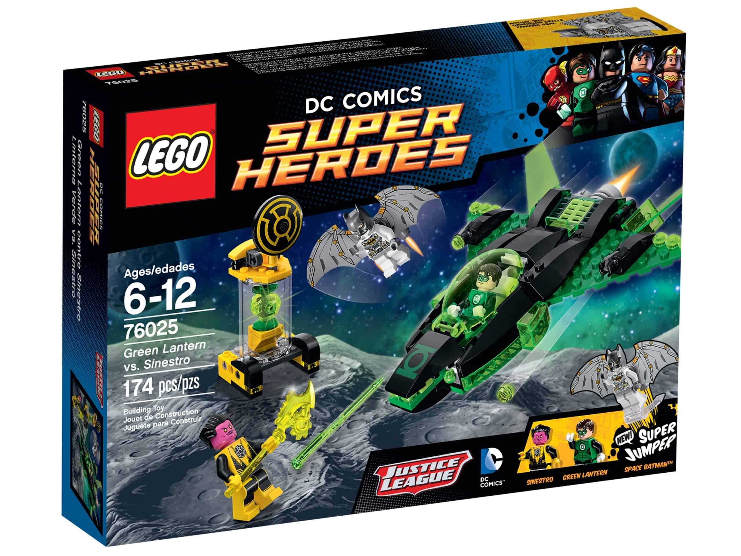 lego 76025 green lantern vs sinestro scaled