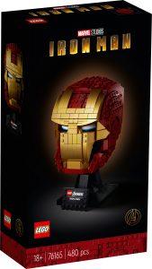 lego 76165 iron mans helm