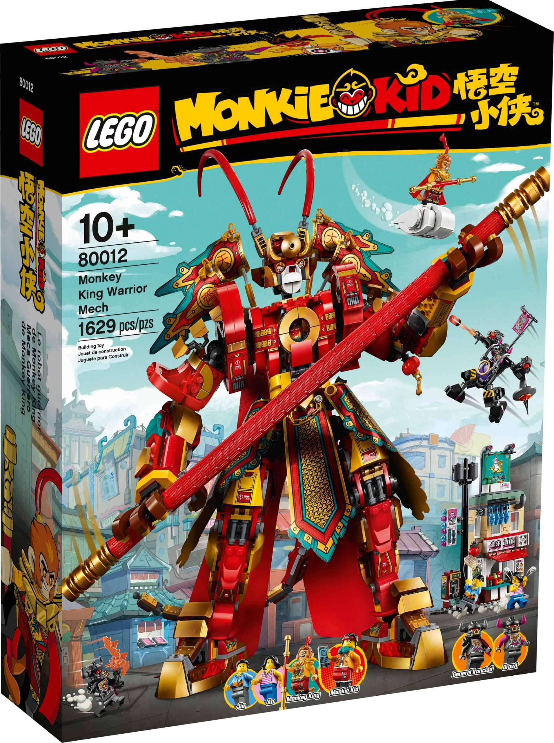 lego 80012 monkey king mech scaled