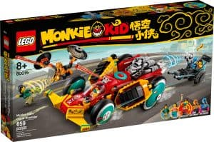 lego 80015 monkie kids wolken roadster