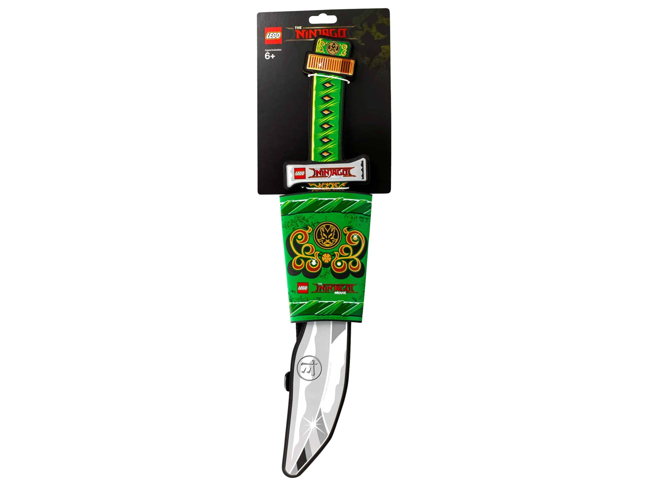 lego 853701 ninjago movie sword sheath scaled